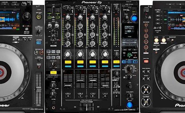 Pioneer CDJ2000 Nexus – SET