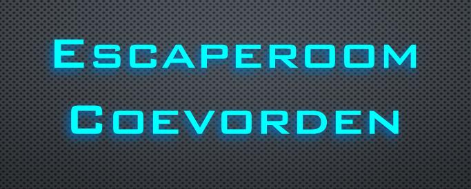 Escaperoom Coevorden